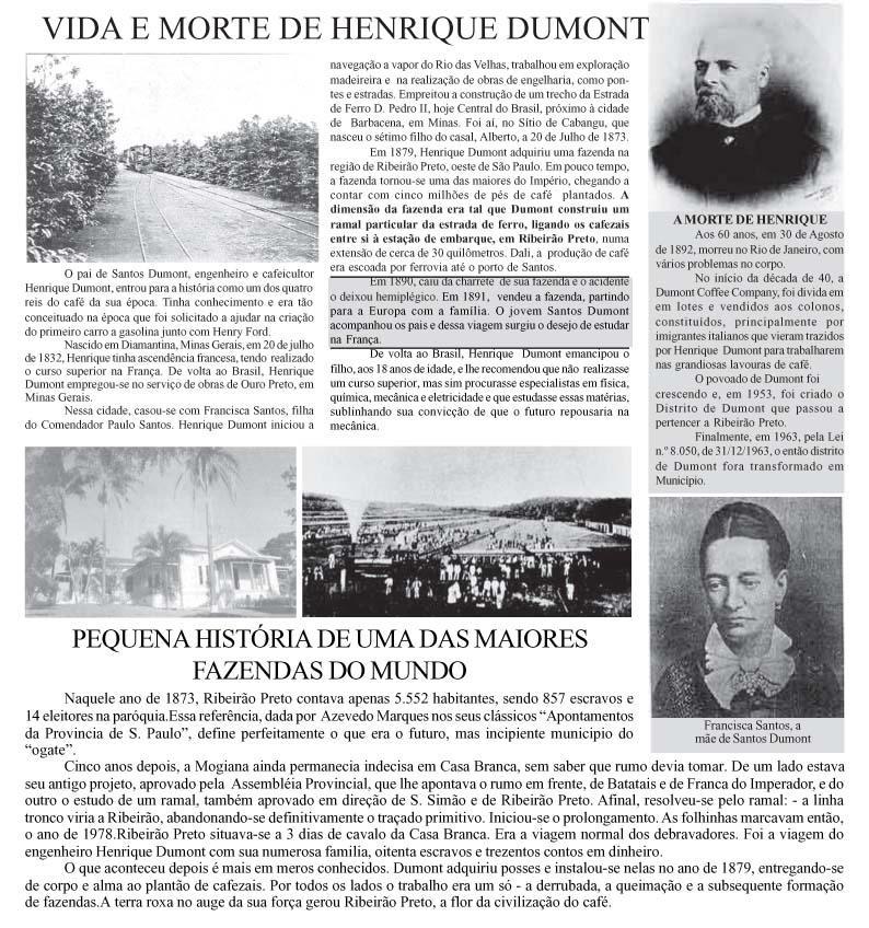 História de Dumont