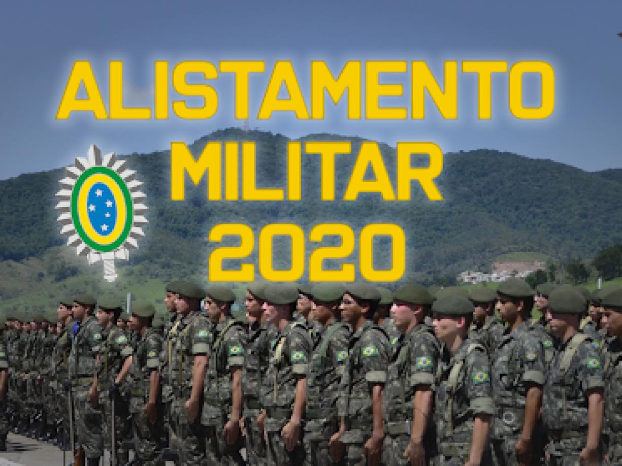 ATENÇÃO! Alistados do Serviço Militar