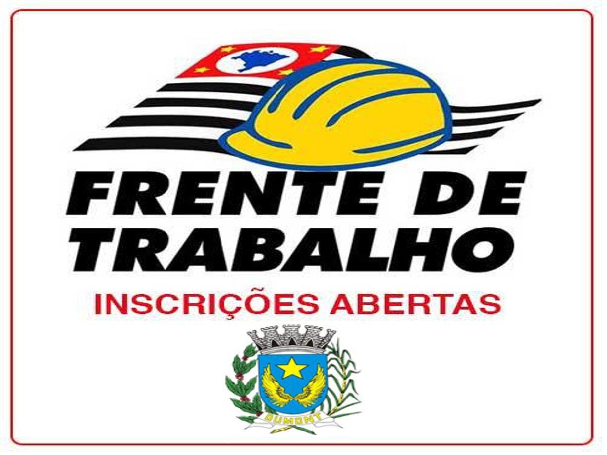 SELEÇÃO E CREDENCIAMENTO - FRENTE POPULAR DE TRABALHO