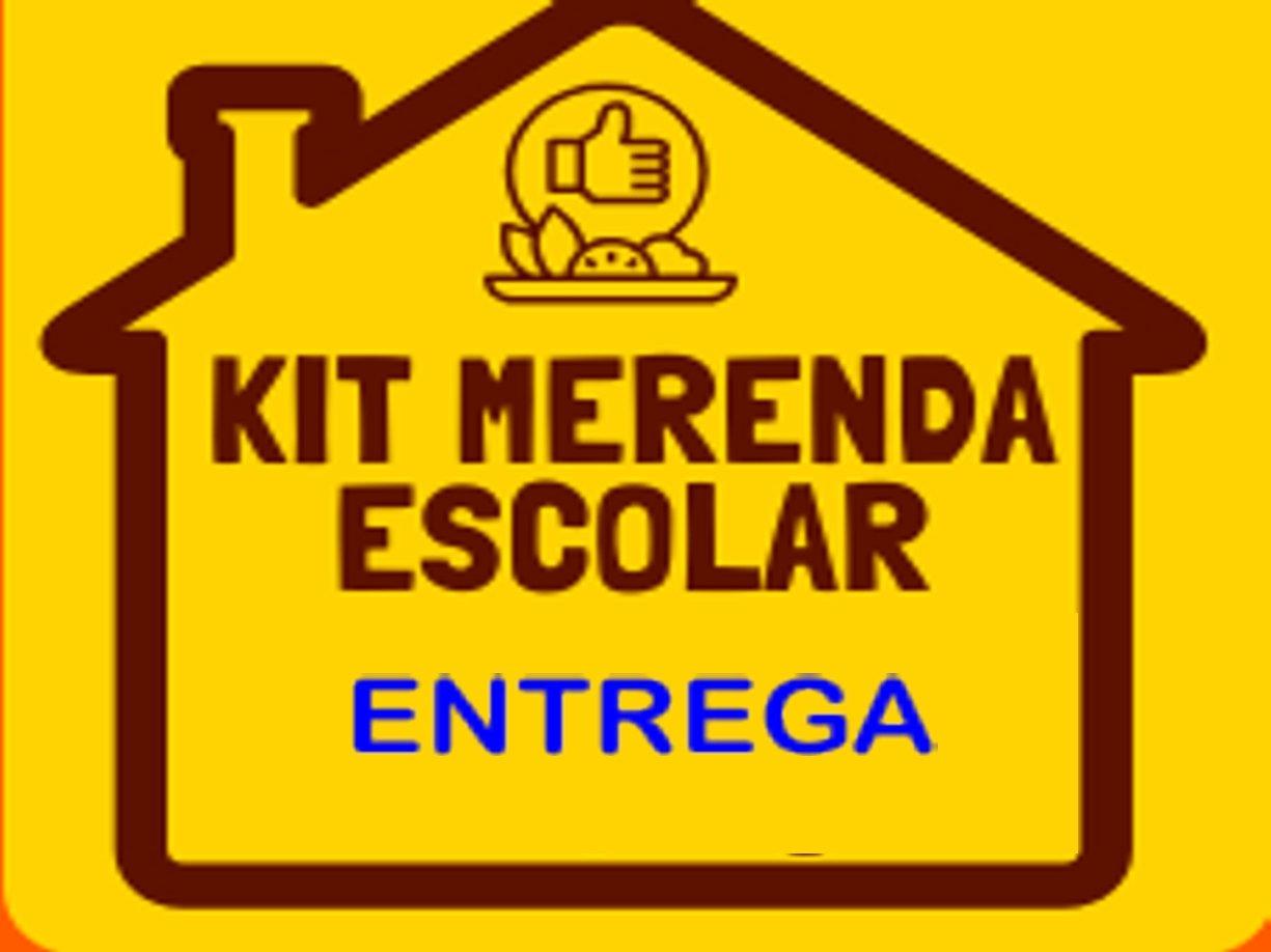 ENTREGA DOS 'KITS DE ALIMENTOS'